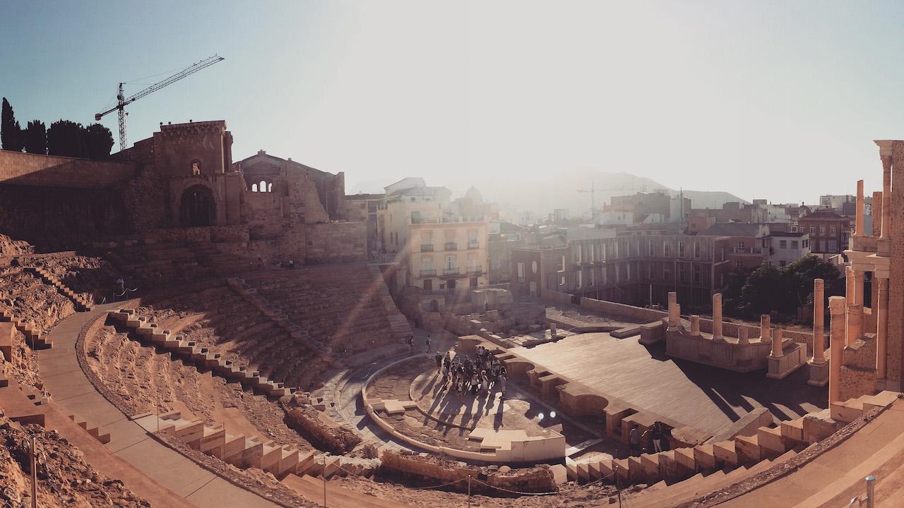 Cruising Europe 2019: A Scenic Stroll Through Cartagena, Spain