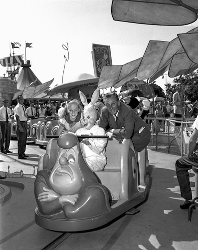 Today in Disney History: Alice in Wonderland Opens at Disneyland Park