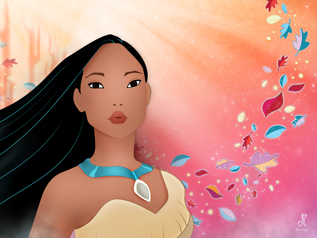 Celebrate the Anniversary of 'Pocahontas' With Our Latest Digital Wallpaper