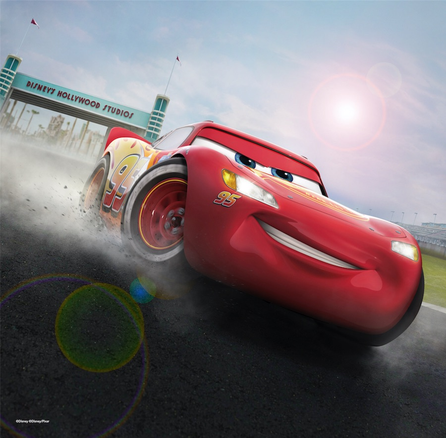 New Show Lightning McQueen's Racing Academy Opens at Disney's Hollywood Studios in Early 2019