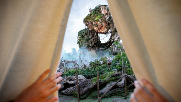 Ultimate Glamping Experience at Walt Disney World Resort