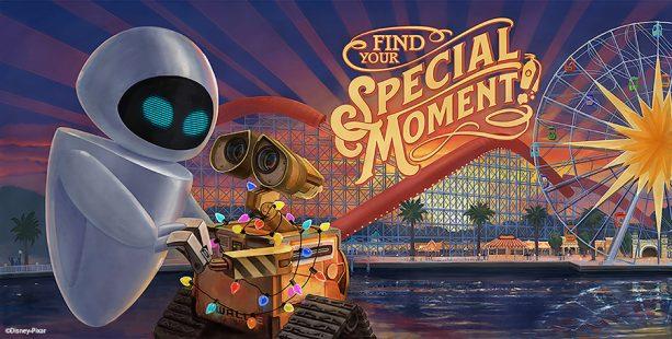 First Look: Pixar-Themed Billboards to Welcome Pixar Pier Guests at Disney California Adventure Park