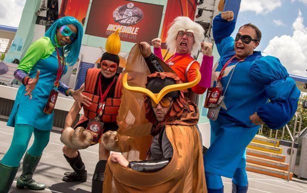 Celebrate All-Things 'Super' at the Incredible Tomorrowland Expo at Magic Kingdom Park