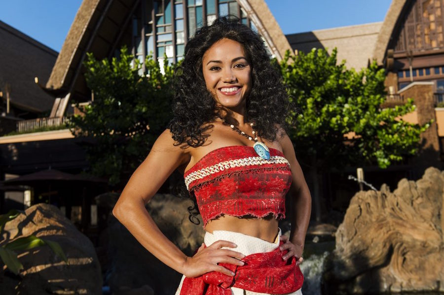 Look How Far You'll Go Wearing Moana-Inspired Attire at Aulani, Disney Vacation Club Villas
