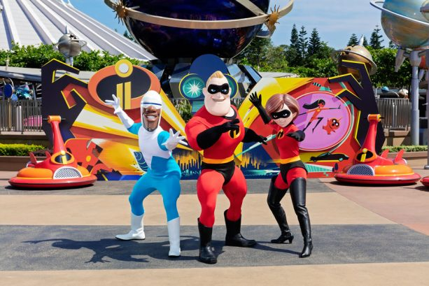Disney·Pixar Pals Make a Big Summer Splash at Hong Kong Disneyland