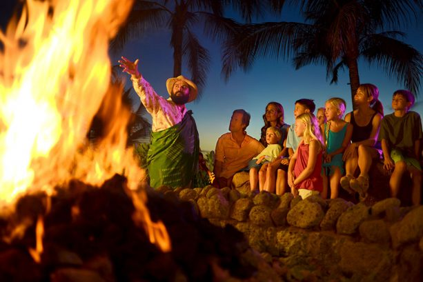 The Language of Aloha at Aulani, a Disney Resort & Spa: Makamaka Means Friend