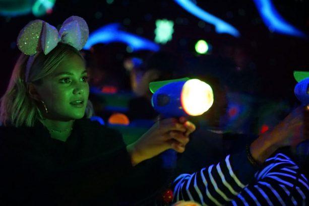 Freeform's 'Marvel's Cloak & Dagger' Stars Olivia Holt and Aubrey Joseph Enjoyed a Super Magical Time at Disneyland Resort During Pixar Fest