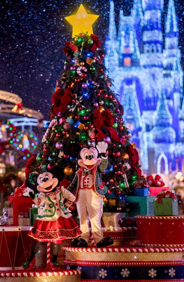 Mickey's Very Merry Christmas Party at the Walt Disney World Resort