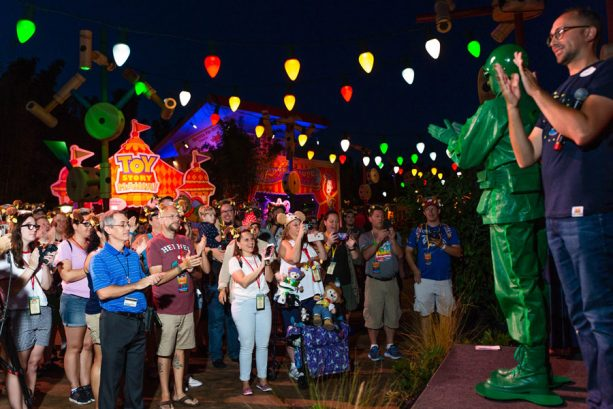 Disney Parks Blog Readers 'Play Big' in Toy Story Land