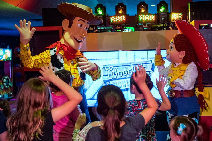 #DisneyKids: Pixar Play Zone Is a Toy Box Full of Fun
