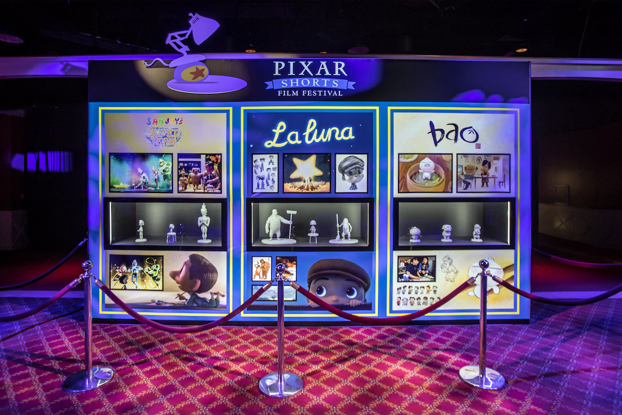 Now Playing: Pixar Shorts at Disney California Adventure Park
