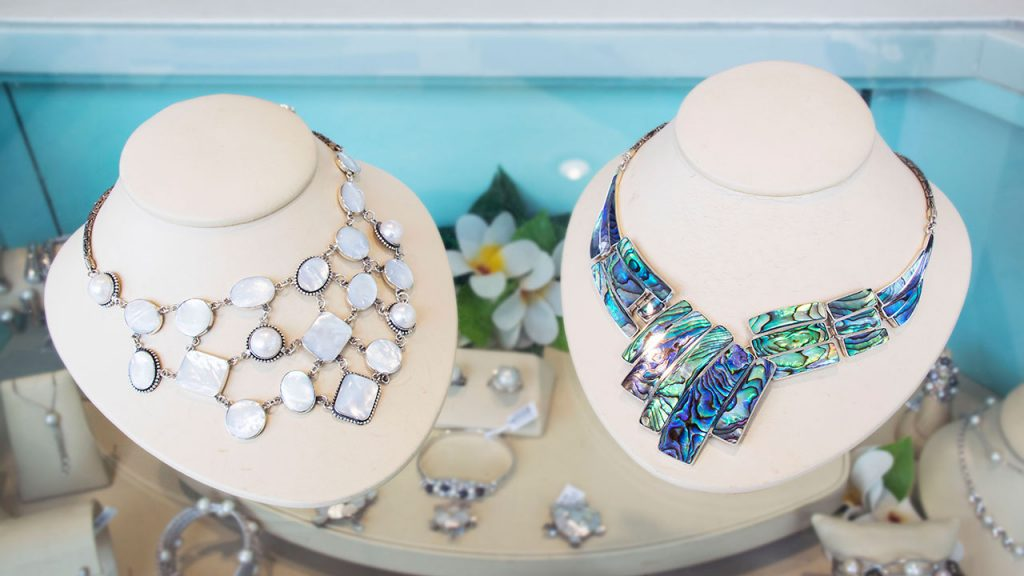 Jewelry from the Pearl Factory (Disney Springs Marketplace)