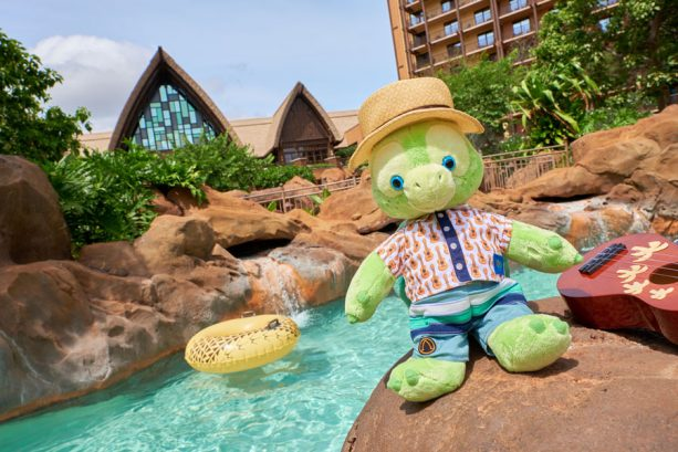 ʻOlu, Duffy's Newest Friend, Makes Your Heart Sing at Aulani, A Disney Resort & Spa