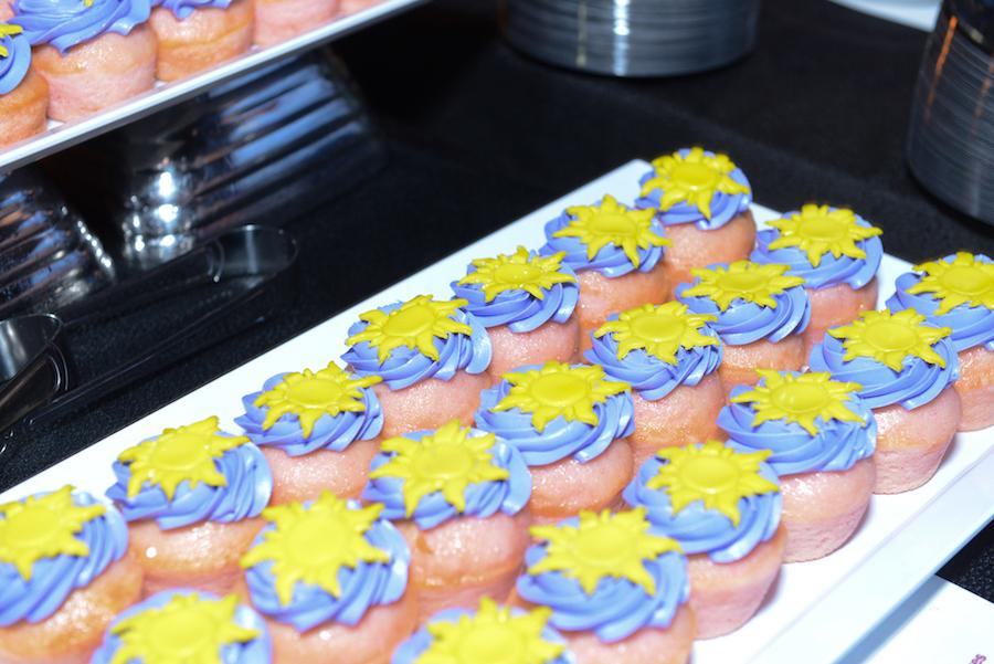 Themed Desserts For Your 'Tangled'-Inspired Milestone Celebration