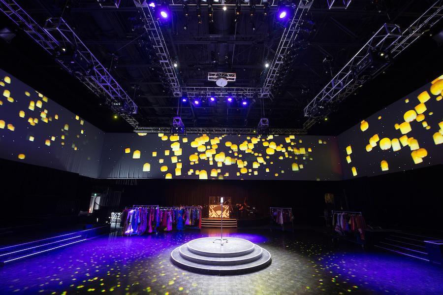 Floating Lantern Send-Off For Your 'Tangled'-Inspired Milestone Celebration