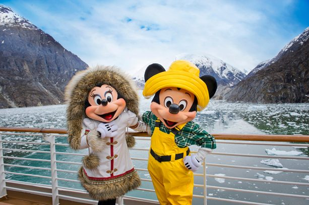 Magical Disney Storytelling Aboard Alaska Cruises