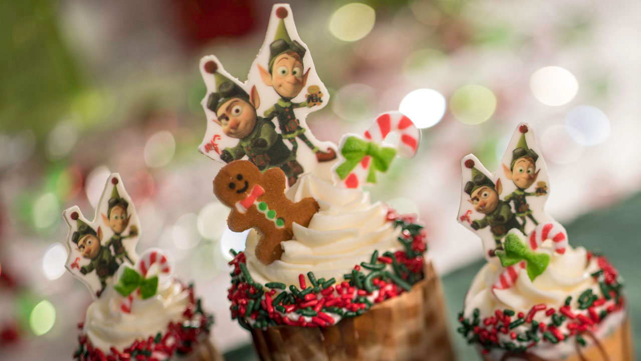 Get Ready for a Flurry of Sweets with the 2018 'Jingle Bell, Jingle BAM!' Dessert Party at Disney's Hollywood Studios