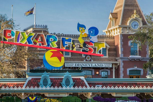 Top Three Must-Do's During Pixar Fest at Disneyland Resort