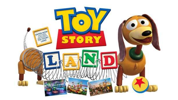 Your Chance to Play Big at Toy Story Land from ShopDisney!