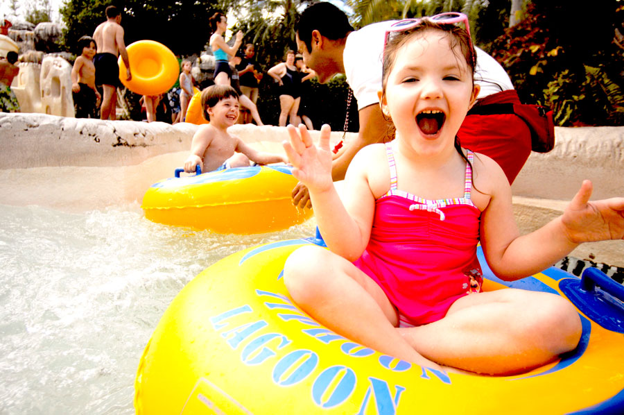 #DisneyKids: Water Park Tips for Little Ones