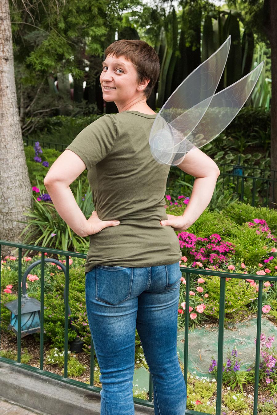 Fairy Wings Magic Shot