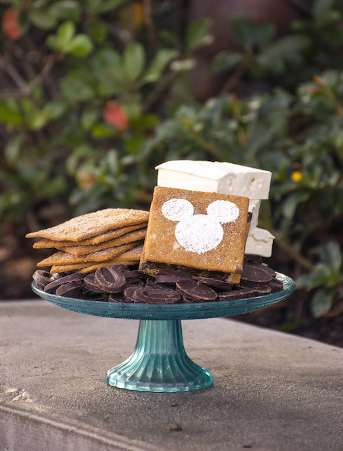 Made-to-Order S'mores at The Ganachery at Disney Springs