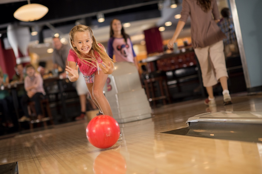 Splitsville Luxury Lanes at Disney Springs