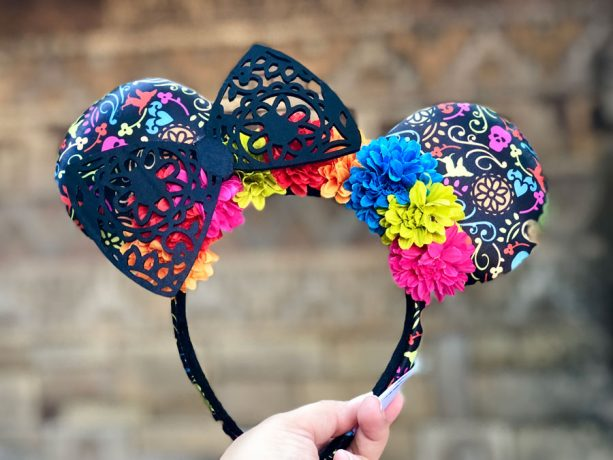#DisneyFamilia: Día de los Muertos-Inspired Ears Now Available at Walt Disney World Resort!