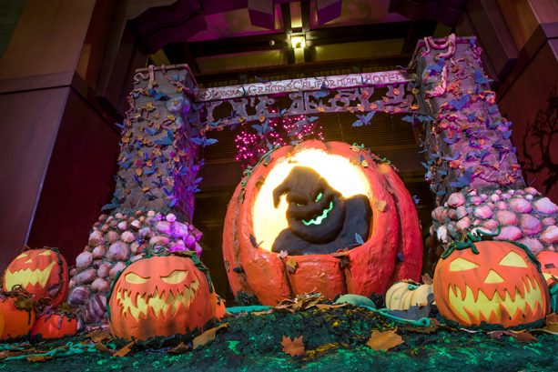 Halloween Time at the Hotels of the Disneyland Resort
