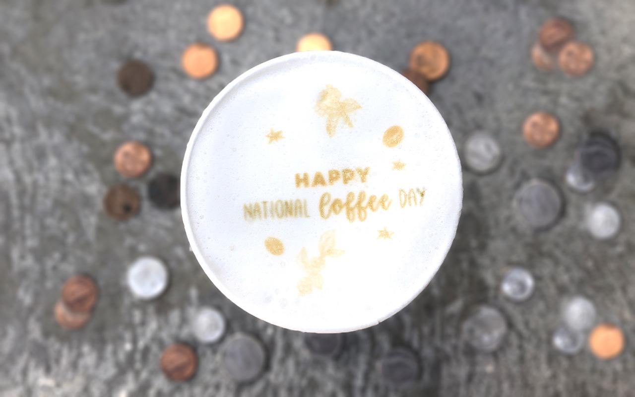 Celebrate National Coffee Day at Walt Disney World Resort with Joffrey's!