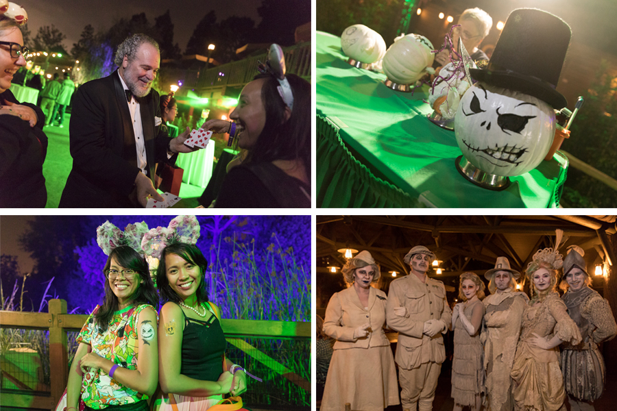 Disney Parks Blog Meet-Up Offers Readers Dreadful Delights and Halloween Frights at Disneyland Park