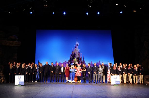 Disneyland Paris Hosts Golf's Rising Stars for Junior Ryder Cup