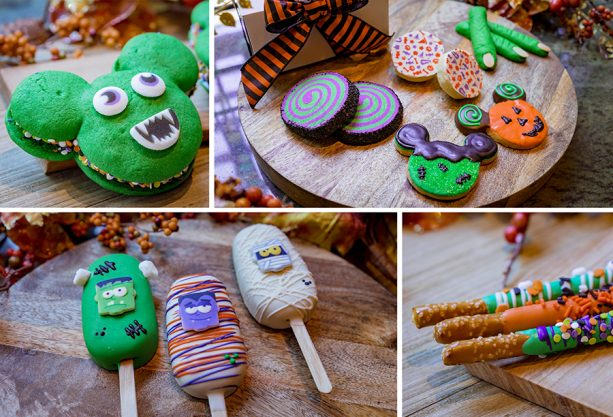 Halloween Treat during Halloween Time at the Disneyland Resort
