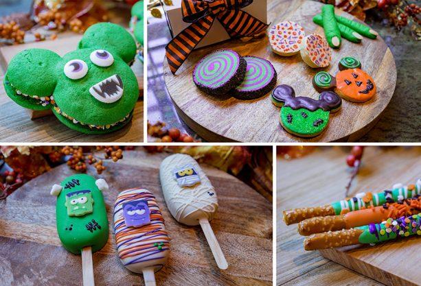Halloween Treat during Halloween Time at the Disneyland Resort