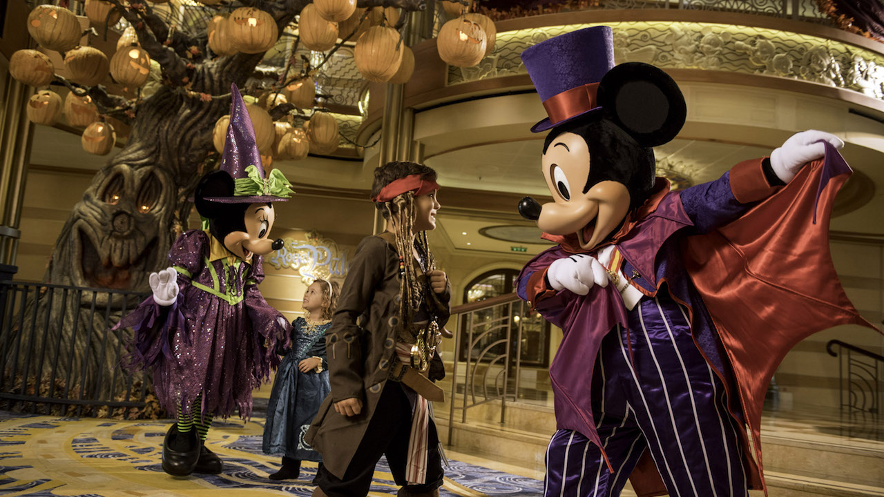 Which Themed Disney Cruise Is Right For You?