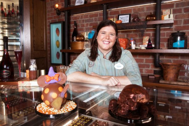 Celebrate National Chocolate Day with the One and Only Chef Chocolatier of Walt Disney World Resort