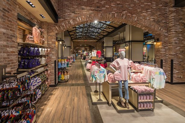 First Look Inside the Reimagined World of Disney Stores