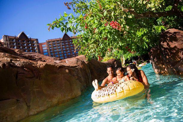The Language of Aloha at Aulani, a Disney Resort & Spa: Kīhāpai Means Garden