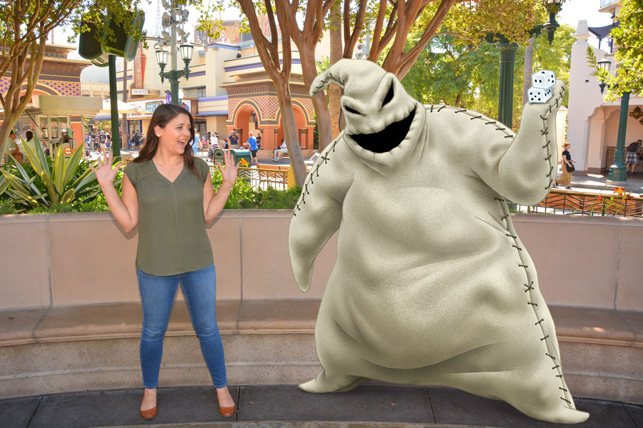 Celebrate the 25th Anniversary of 'Tim Burton's The Nightmare Before Christmas' with Disney PhotoPass at Disneyland Resort