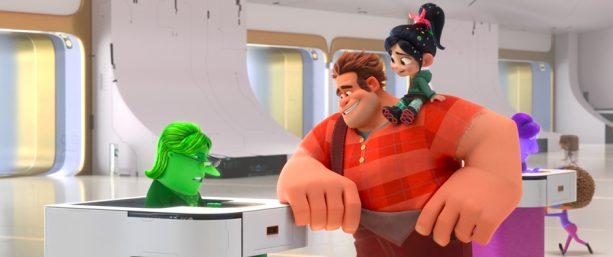 Sneak Peek from 'Ralph Breaks the Internet' Downloads into Disney Parks in November