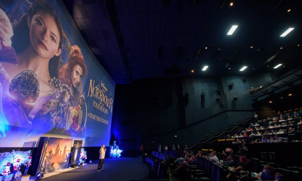 Disney Parks Blog Readers Enjoy an Early Look of 'The Nutcracker and The Four Realms' at a Special Advance Screening