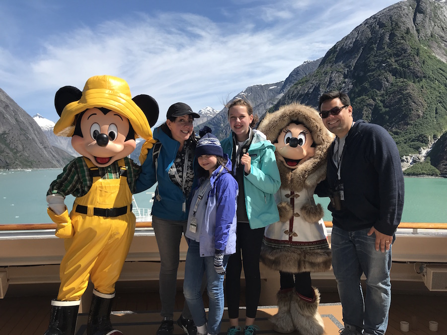 Here's What 'Frozen' Songwriters Robert Lopez and Kristen Anderson-Lopez Thought of Their Family's Disney Cruise to Alaska
