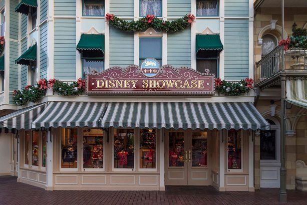 Disney Showcase – Main Street, U.S.A. in Disneyland park
