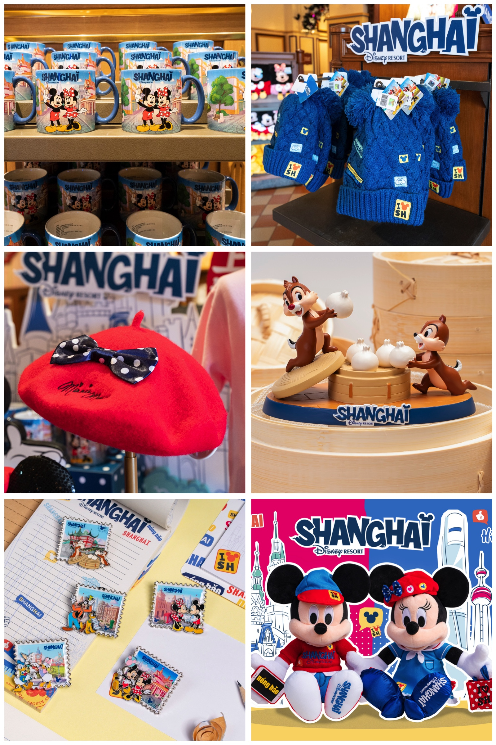 Exclusive 'Mickey in Shanghai' Collection Now at Shanghai Disney Resort