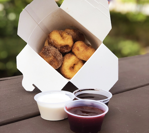 Celebrate National Donut Day with These Amazing Mini-Donuts at Disney's Typhoon Lagoon Water Park