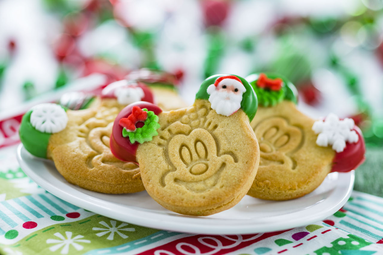Mini Shortbread Cookies for Flurry of Fun at Disney's Hollywood Studios