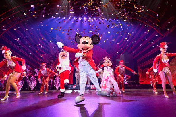 It's a Holly Jolly Holiday at International Disney Parks