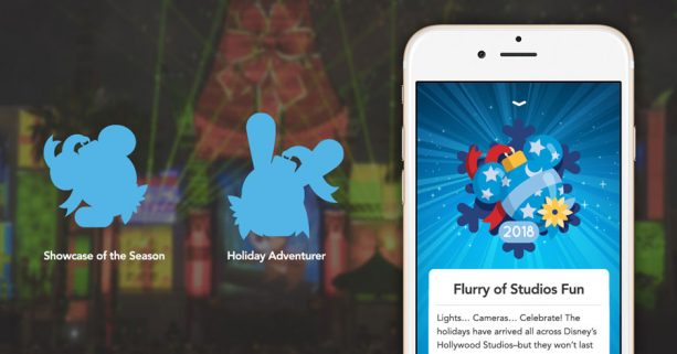 Ring In The Season with Play Disney Parks Holiday Fun