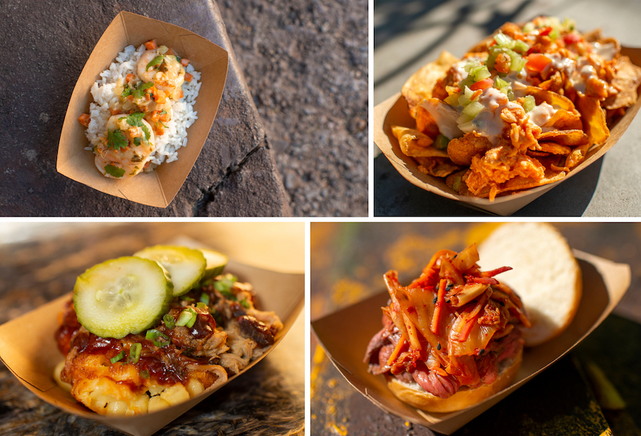 Experience the Flavors of Disney's Animal Kingdom with a Limited-Time Tasting Sampler Experience