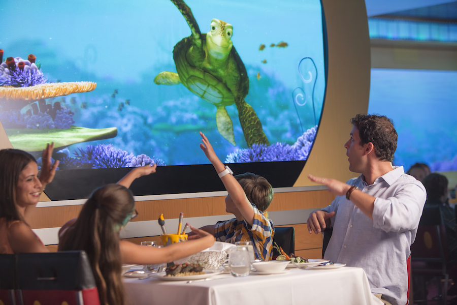 5 Reasons Mealtime Will Be a Favorite Part of Your Disney Cruise